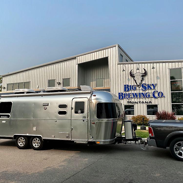 Big Sky Brewing Co in Missoula, Montana