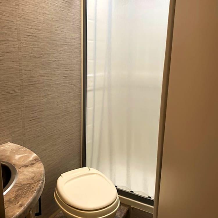 Full Size Shower