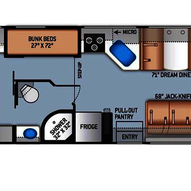 Lily's Floor Plan