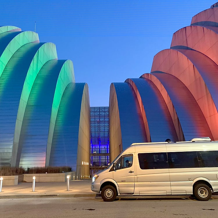 Fernweh, Kauffman Center for the Performing Arts Kansas City MO
