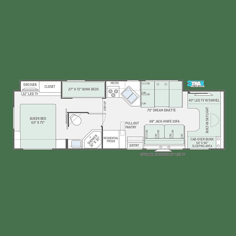 Great floorplan