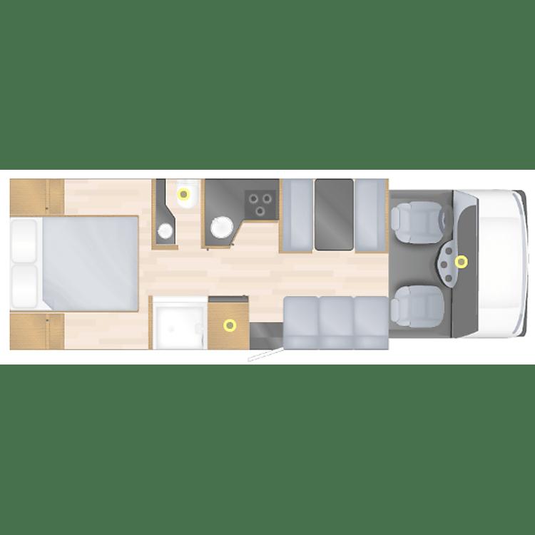 Day Layout Floorplan