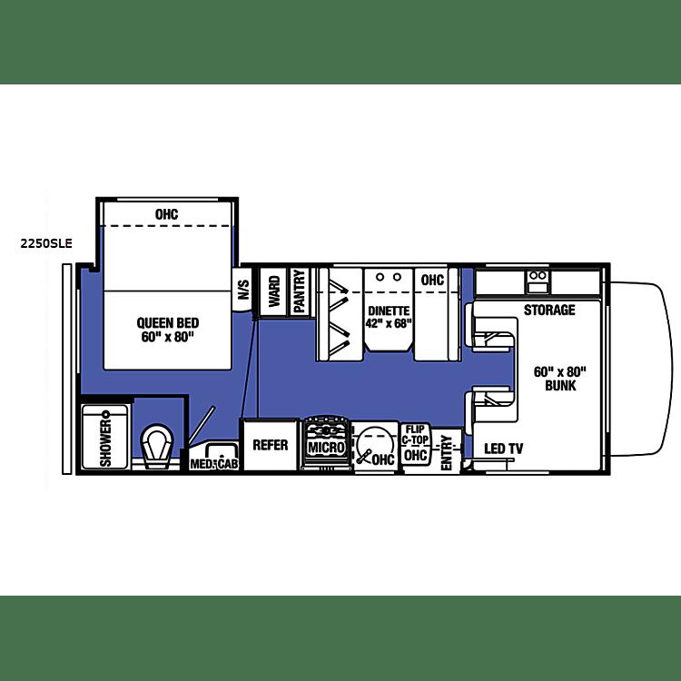 Bella's Floorplan.