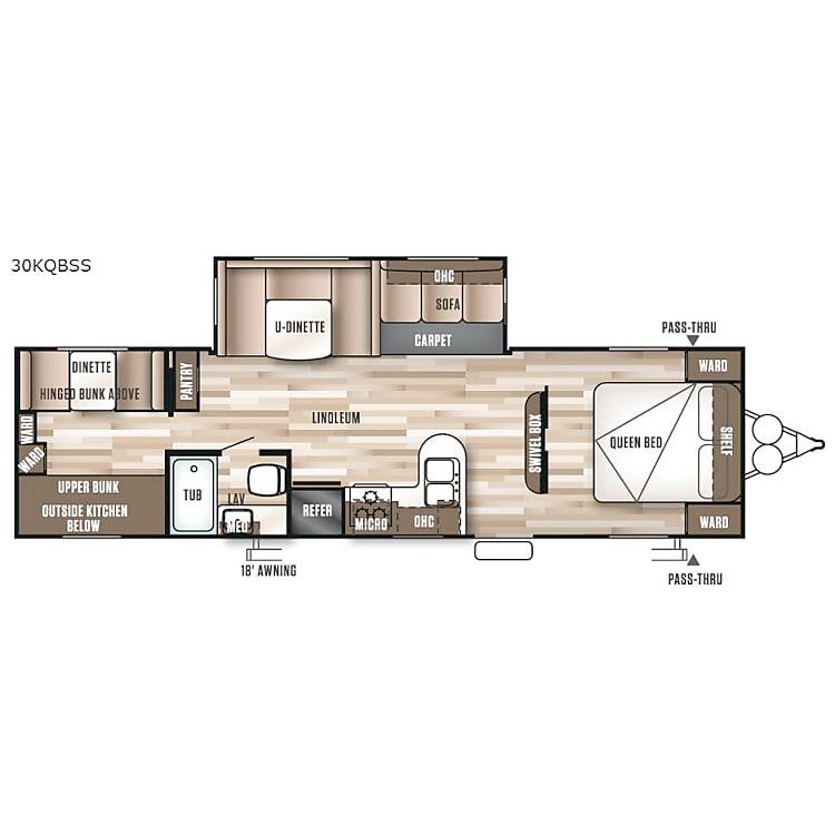 Great Family Floor Plan!