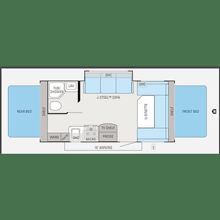manufacturers floor plan