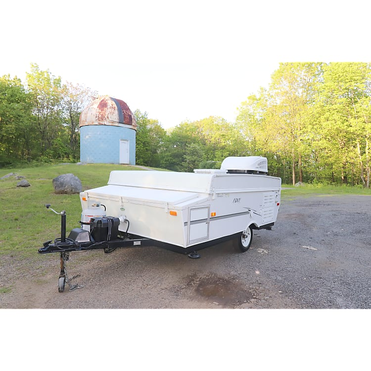 Compact and easy to tow