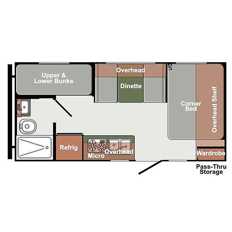 18RDB's floor plan.