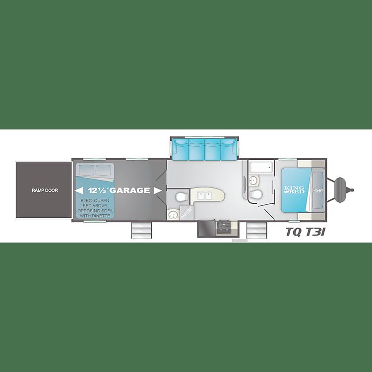 Floorplan borrowed from Heartland website.