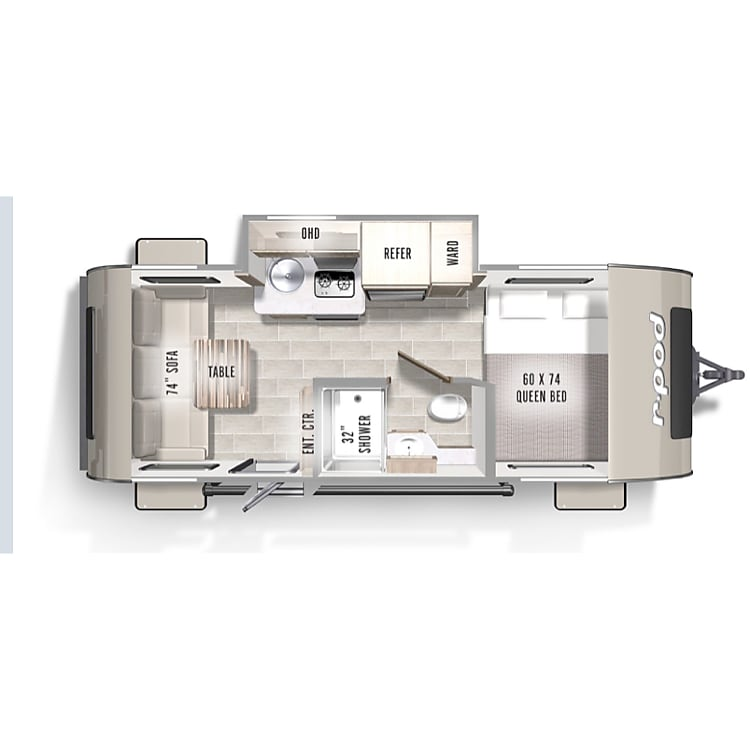 Floorplan gives you the room you need.