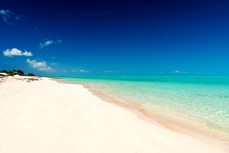 Beautiful Beaches to camp near