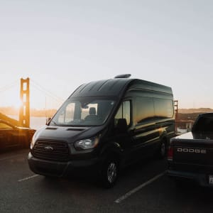 Vancouver Ford Transit Campervans