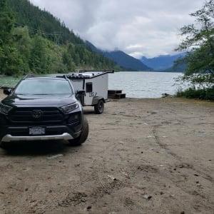 2019  Toyota RAV4 Adventure/Trail Tow Vehicle