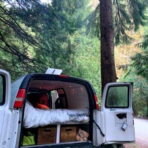 Chevrolet Express Adventure Camper