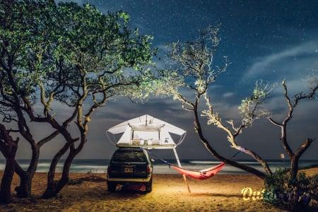 Toyota 4Runner Roof Top Camper 4WD  Kalaheo, HI