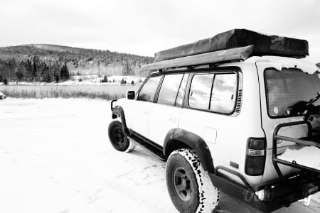 01995 Toyota Land Cruiser  Warren, VT