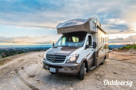 02017 Model J (Los Angeles) - Mercedes Winnebago Navion  Los Angeles, CA