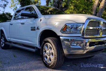 02015 Ram 2500 Laramie 4WD truck  Charleston, SC