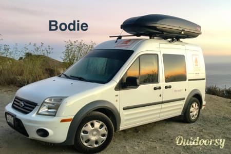 0Bodie--2013 Ford Transit Connect  San Francisco, CA