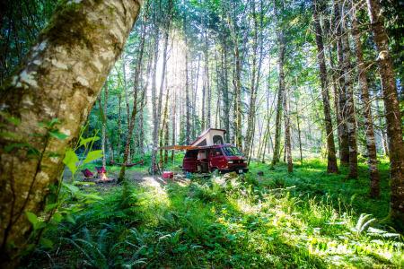0Maupin: Vanagon Camper  Portland, OR