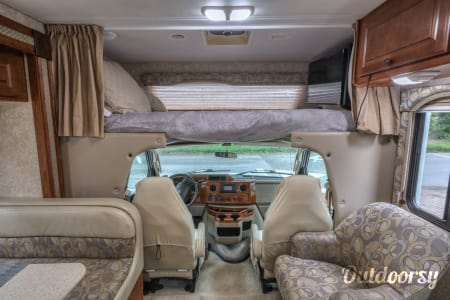 2010 Thor Motor Coach Freedom Elite With Slide  Pensacola, FL
