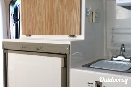 2008 Casita 17' Spirit Deluxe Travel Trailer  Arvada, CO