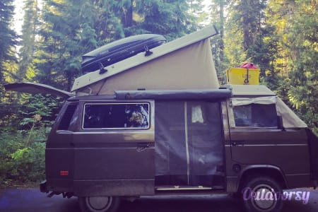 Mr. Mike: Vanagon Camper  Portland, OR