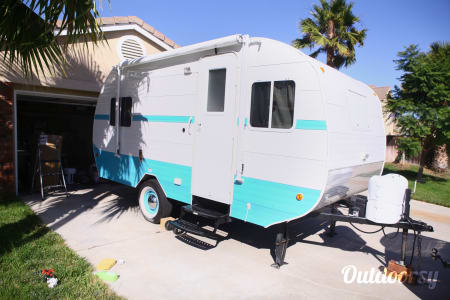 2016 Riverside Rv Whitewater Retro  Murrieta, California