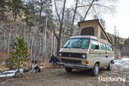 0Eileen: the 1985 Volkswagen Vanagon  Fort Collins, CO