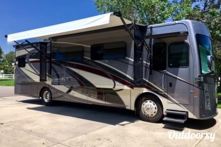 2017 Thor Motor Coach ARIA 3601  Arvada, Colorado