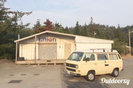 Tortuga: Vanagon Camper  Portland, OR