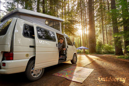 0Tilly Jane: Eurovan Camper  Portland, OR
