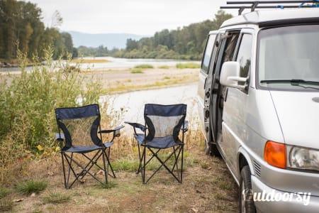 0Metolius: Eurovan Weekender  Portland, OR