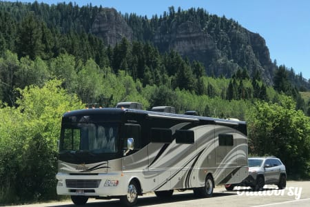 0Fully Stocked Motorhome, Easy Pricing, Family Fun!  Draper, UT
