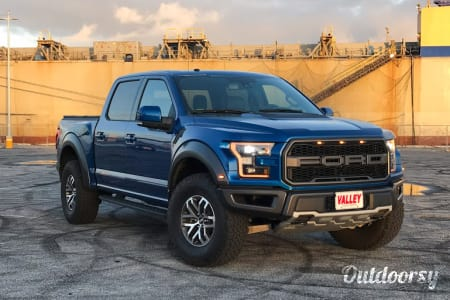 02018 Ford F-150 Raptor  San Francisco, CA