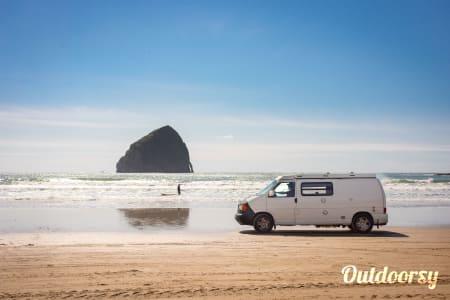 0Portvandia: Eurovan Camper  Portland, OR
