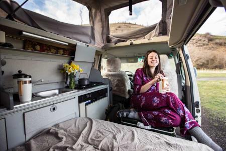 Rogue: Eurovan Camper