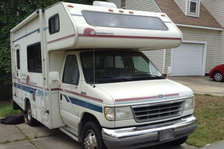 RV Rental Raleigh-Durham-Fayetteville NC   Go RV Rentals
