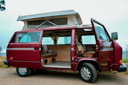 Volkswagen San Luis Obispo >> Murphy 1987 Volkswagen Vanagon