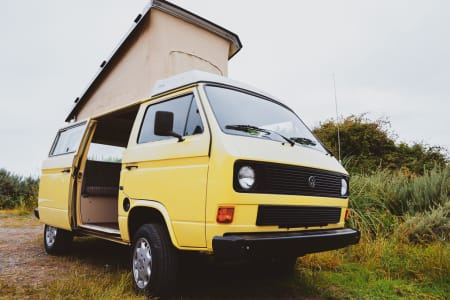 Volkswagen San Luis Obispo >> Pineapple Express 1984 Volkswagon Westfalia