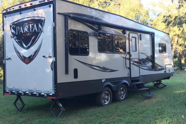 2015 Prime Time Spartan available for rent in Martindale TX