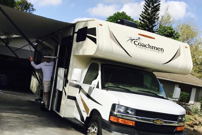 2017 Coachmen Freelander available for rent in Sarasota FL
