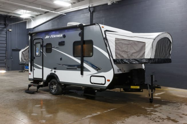 2017 Jayco Jay Feather available for rent in South Jordan UT