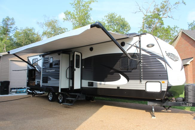 2015 Keystone Springdale available for rent in Murfreesboro TN