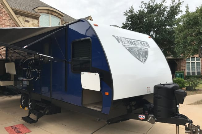 2017 Winnebago Minnie available for rent in Grapevine TX