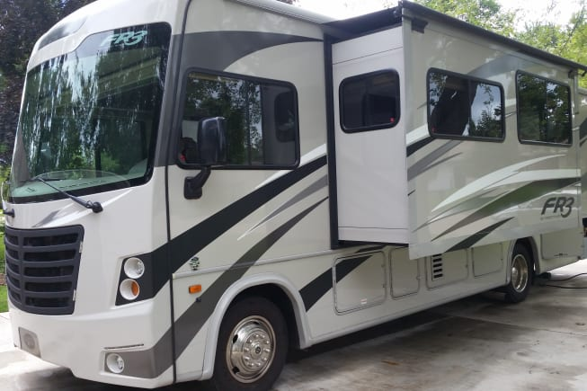 2017 Forest River Fr3 available for rent in Mercer WI