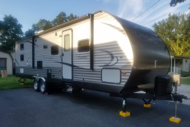 2016 Coachmen Catalina available for rent in Egg Harbor Township NJ