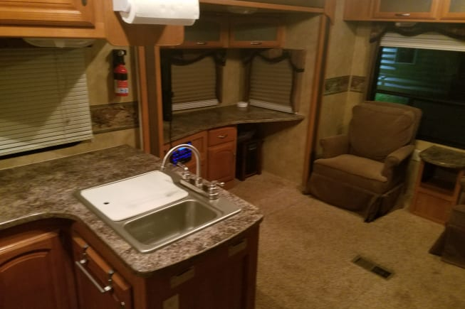 2009 Keystone Cougar available for rent in Linwood MI