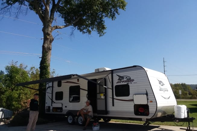 2015 Jayco JayFlight available for rent in Knoxville TN