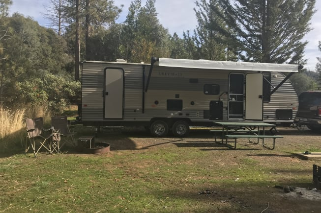 2018 Forest River Cherokee Grey Wolf available for rent in Manteca CA