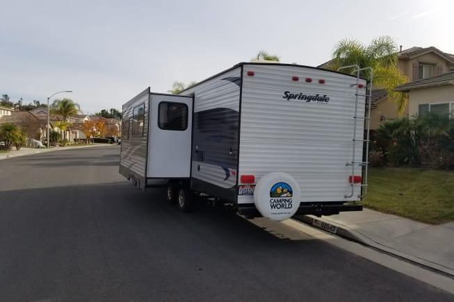 2016 Travel Trailer RV for Rent in Temecula, CA - RVUSA.com